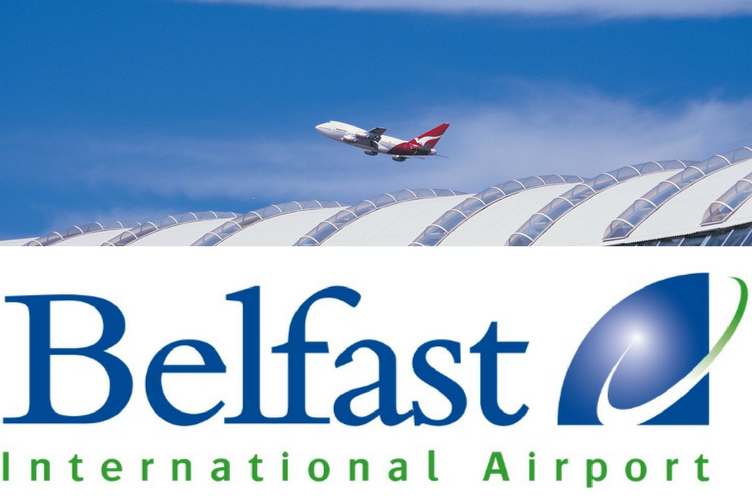 Belfast International Logo