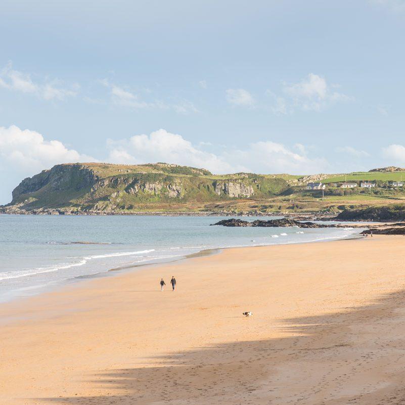 Sandy Beach, Culdaff, Co. Donegal